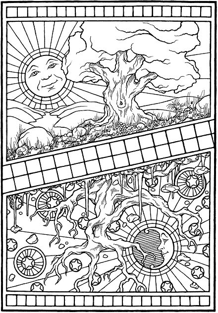 equinox a coloring book - Colouring Sheets For Toddlers