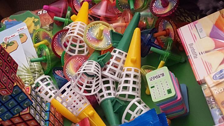 So viele schöne Spielsachen