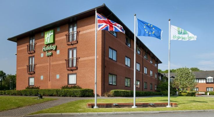 Holiday Inn A55 Chester West Northop Situated on the A55, this modern hotel is just 40 minutes to Liverpool and the Irish ferries. It has comfortable rooms, free Wi-Fi, a restaurant, a bar and a gym.