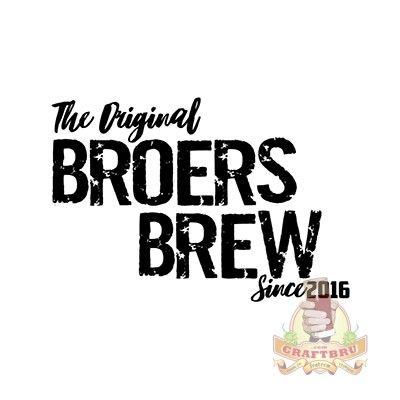 Broers Brew is a South African craft beer brewery based in Rawsonville in the Western Cape.