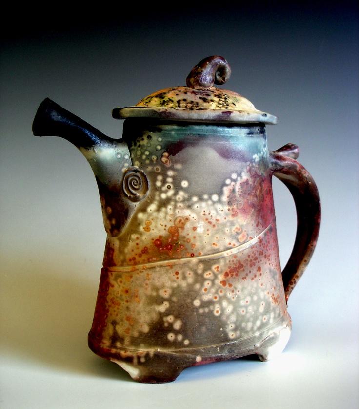 Dan Ishler teapot