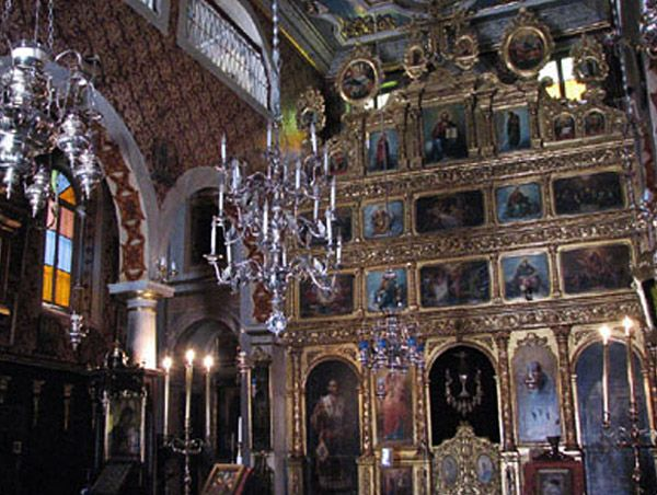 The St. Spyridon Church, Corfu