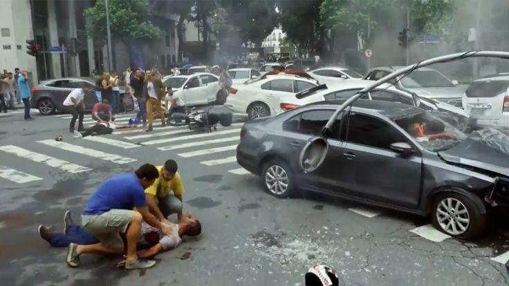 Video del Arrebatamiento se hace viral por las redes sociales y es tendencia mundial