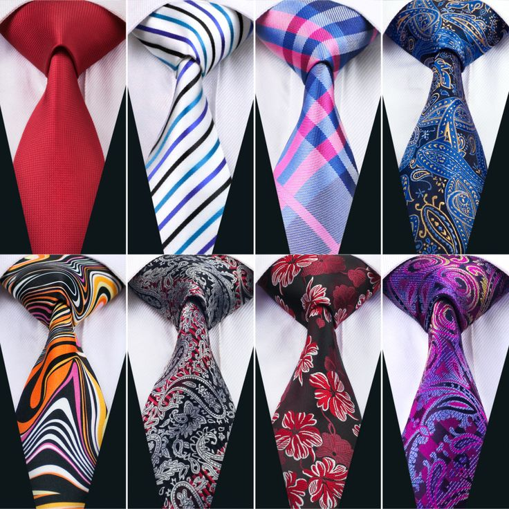 Hi-Tie 40 Stijlen Banden voor Mannen Bruiloft Business Kerst Jacquard Gravatas Zijde Ties 8.5 cm Mode Mens Ties 2016 Corbatas