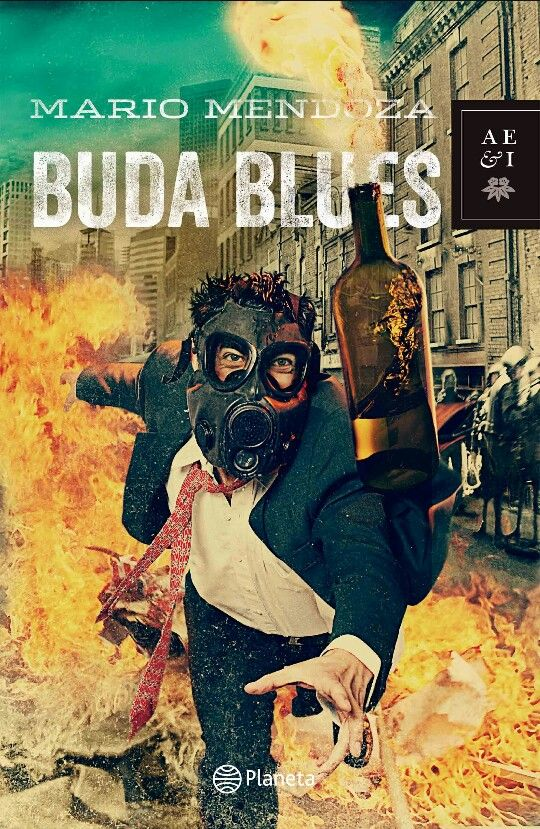 Buda Blues Mario Mendoza