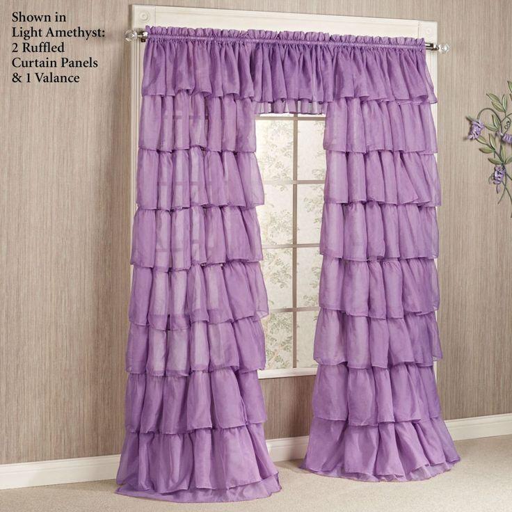 Best 25+ Purple kids curtains ideas on Pinterest | Purple bedroom ...