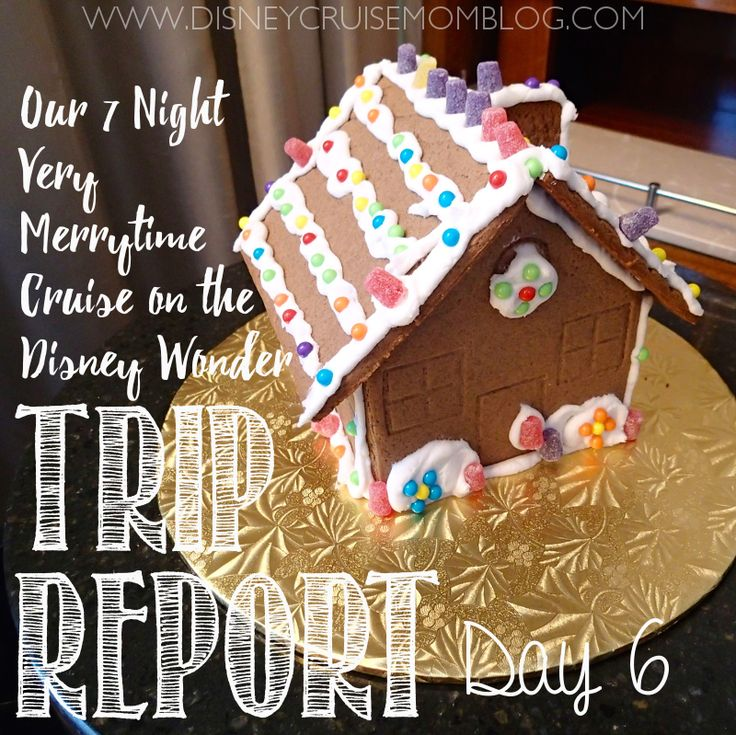 Trip Report Day 6: Very Merrytime 7 Night Western ...