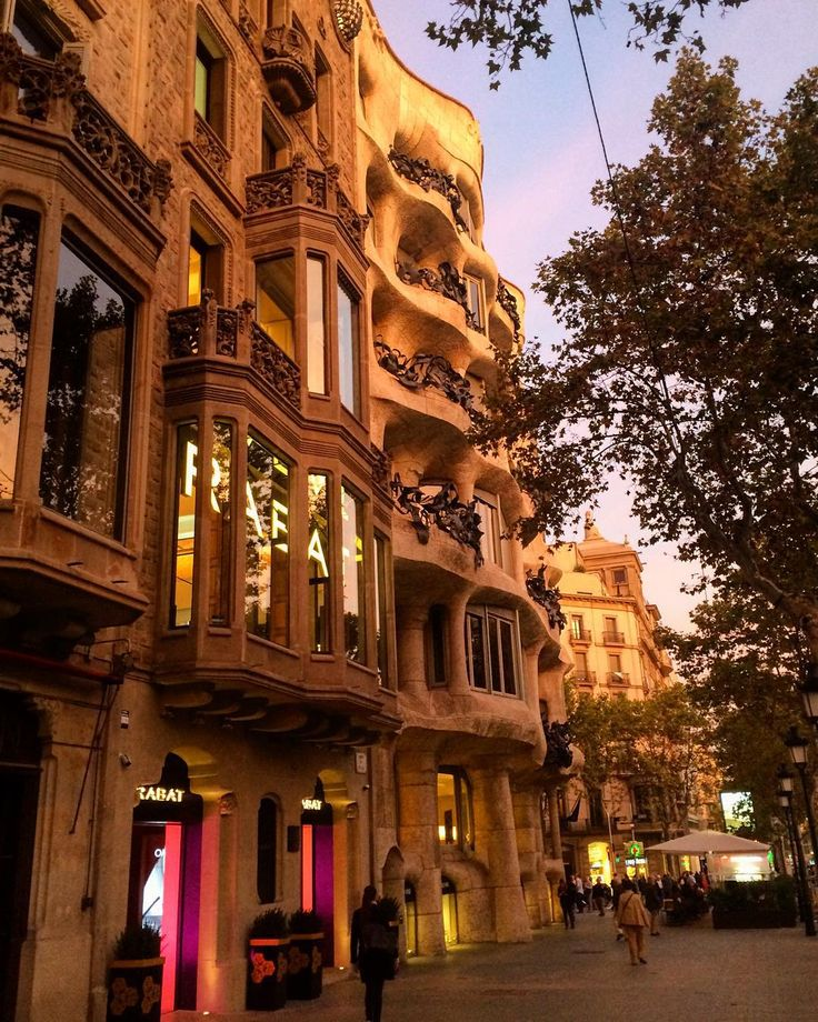 17 mejores im genes sobre barcelona like a jewel in the - Casa nuria valencia ...