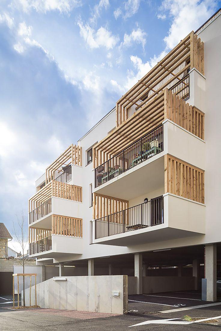Wohnzimmerz Balkon Seitensichtschutz With Sichtschutz Im Garten