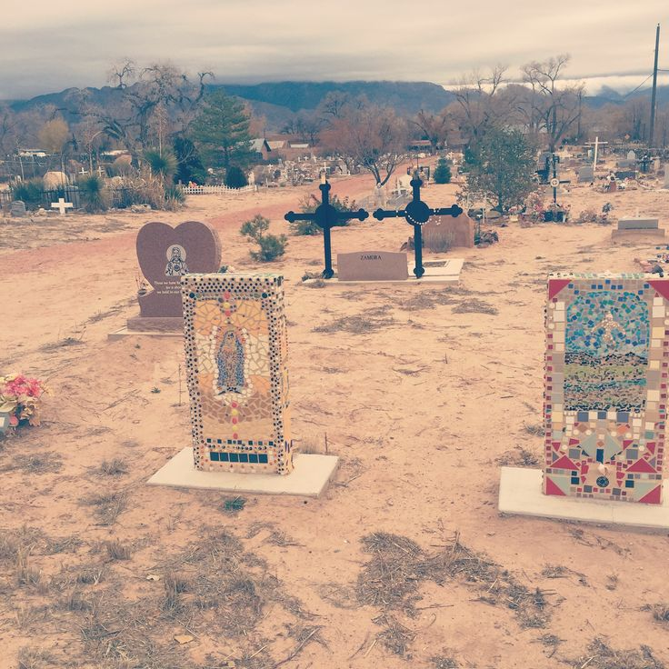 San Ysidro Corrales NM Cemetery  11/2015