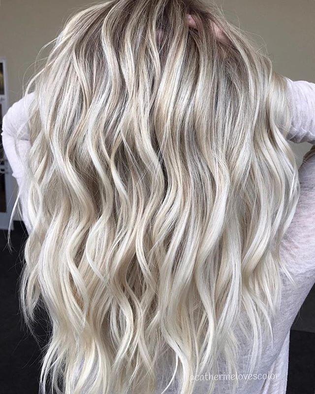 Grune haare ombre