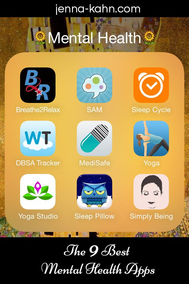 The 9 Best Mental Health Apps