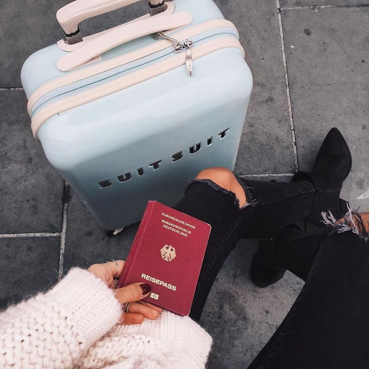 15 Products For Every Girl To Throw In Her Carry-On pinterest : @nicki191