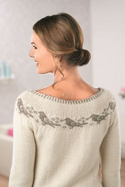 Ravelry: Dawn Chorus pattern by Anniken Allis