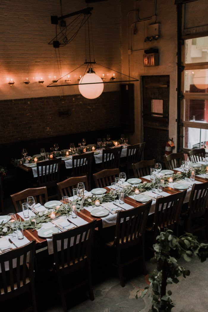 27aacc20687 Modern Chic NYC Wedding at PUBLIC Restaurant