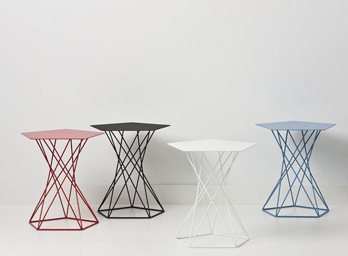 Basket   Designed by Peter van de Water   52 x 42 x 42 cm (h x w x d)