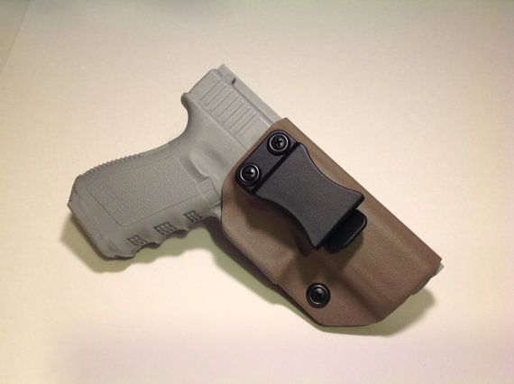 Glock 22 IWB Concealed Carry Kydex Holster by HickoryTreeHolsters