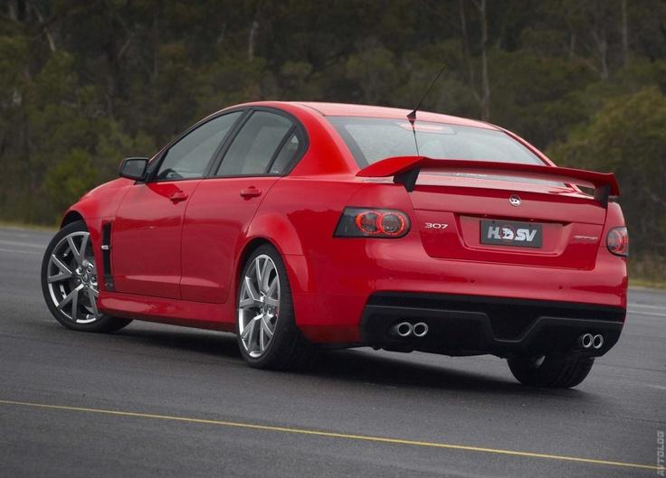 2007 HSV E Series GTS