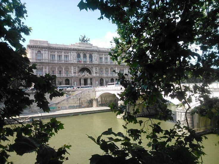 Palazzo di Giustizia.Рим