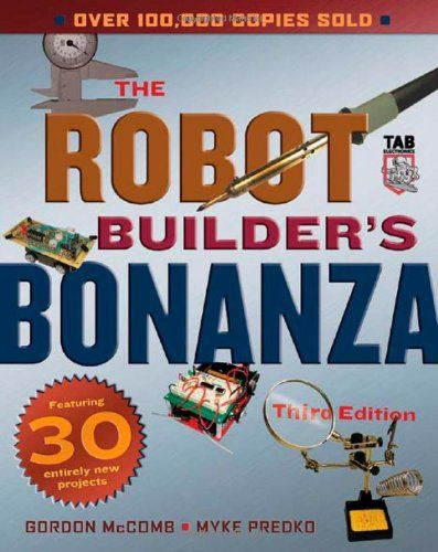 Download Robot Builder's Bonanza Third Edition ebook free by Array in pdf/epub/mobi