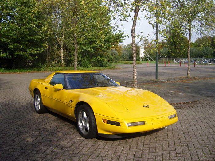 Corvette ZR1 LT5 - 1992