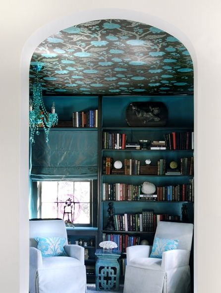 ARTICLE & GALLERY | A Beautifully Designed Ceiling - It's A Spectacular Luxury | Image Source: Design Dump | CLICK TO ENJOY... http://carlaaston.com/designed/beautiful-ceiling-design