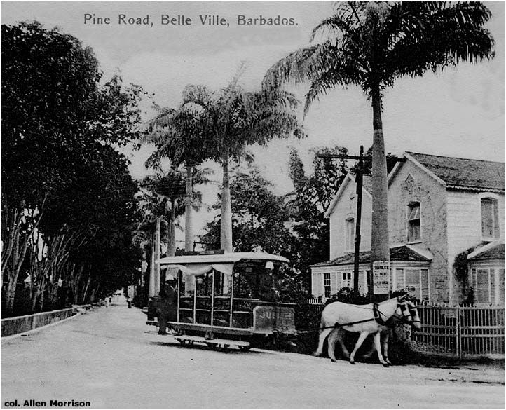 THE TRAMWAYS OF BARBADOS (c) Allen Morrison