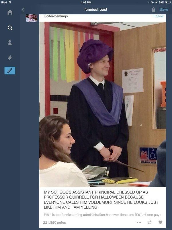 When your students actually think you're funny. | 19 Tumblr Posts About Being A Teacher That Are Just Funny