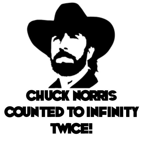 Chuck Norris T Shirt by ~gels31