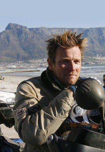 Ewan McGregor y sus hobbies