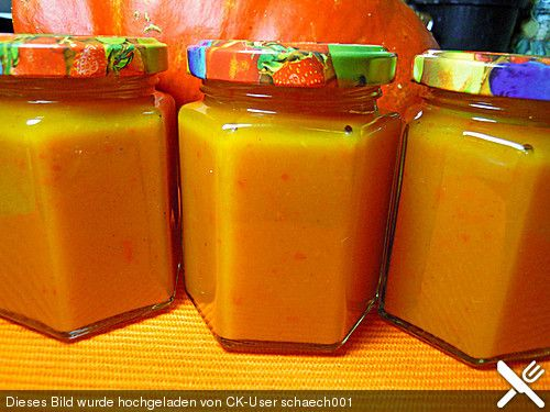 The 25+ best ideas about Kürbis Chutney on Pinterest Kürbis - kürbissuppe rezept chefkoch