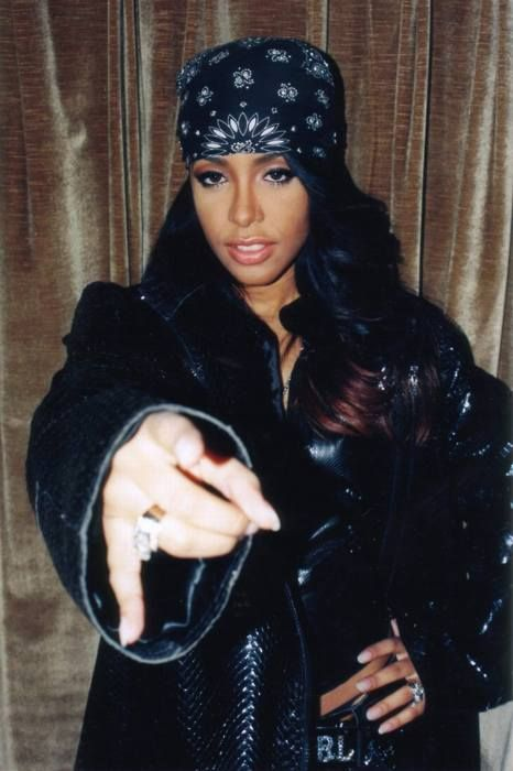 Aaliyah always &Forever will be a Beauty
