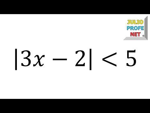 Ecuaciones con valor absoluto - YouTube