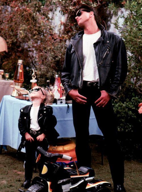 Full House - Uncle Jesse and Michelle