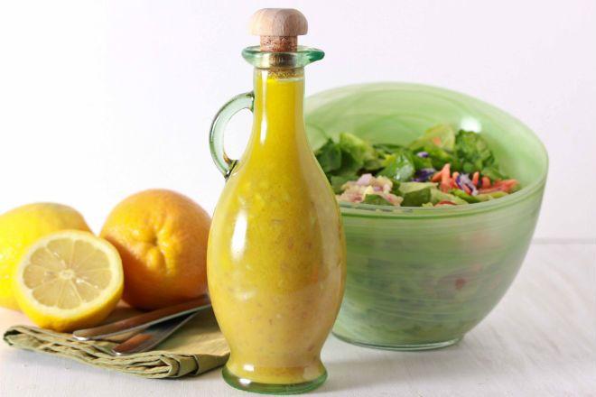A világ legegészségesebb salátaöntete