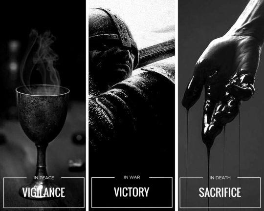 grey warden aesthetic   Tumblr