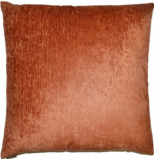 Empress Casandra - Orange Throw Pillow