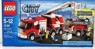 lego fire truck 7239 - Hľadať Googlom
