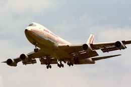 Air India Flight 182. On 23 June 1985, the aircraft was blown up by a bomb at an altitude of 31,000 ft. A total of 329 people were killed, including 280 Canadians, 27 British citizens and 22 Indians.The incident was the largest mass murder in Canadian history and the deadliest aviation disaster to occur over a body of water. It was the first bombing of a 747 jumbo jet. The explosion and downing occurred within an hour of the fatal Narita Airport bombing, which also originated from Canada.