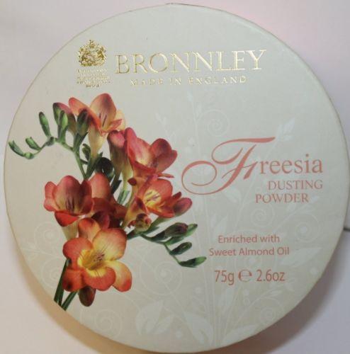 Bronnley Freesia Dusting Powder