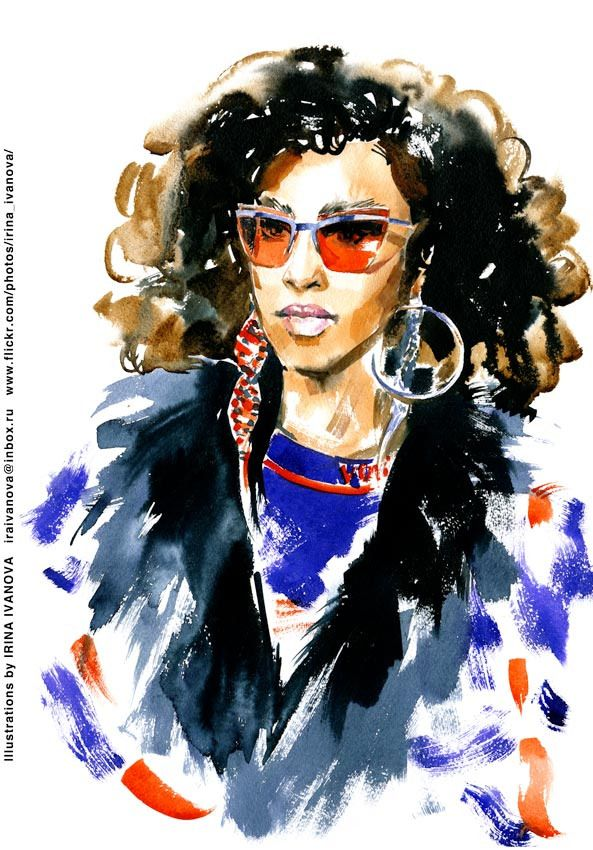 https://flic.kr/p/SnUMwn | img865 | Versace Fall 2017 Ready-to-Wear Collection. #fashionportrait #portrait #runway #Versace #FALL2017  #readytowear #fashionillustration #illustration #fashion #model #accessory #drawing #clothes #female #watercolor #ink #glasses #fashionshow #hairstyle #makeup #fashionillustrator #иллюстрация #мода #одежда #макияж #портрет #artworkforsale #artwork #instafashion #fashioninsta