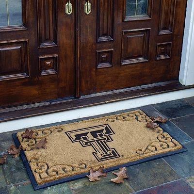 $62.99 Texas Tech Doormat