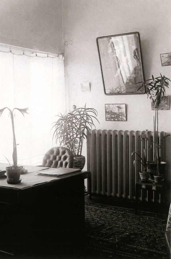 Dom Narkomfin in Moscow, 1929 | The Charnel-House