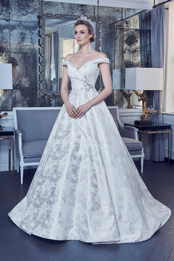 183 best Beautiful Wedding Dresses images on Pinterest | Accessories ...