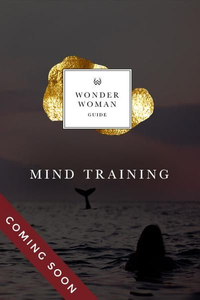 Wonder Woman Mind Training Guide