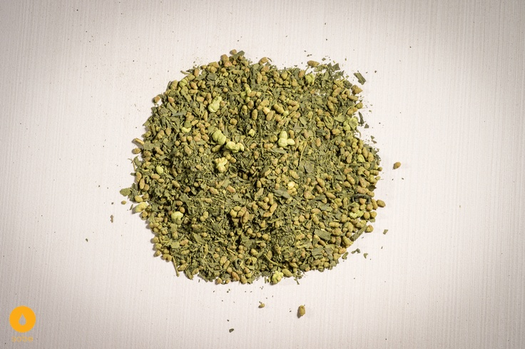 Healthy Matcha Genmaicha Green Tea to match our superb Green Tea and Sesame Massage Oil (g.50 $10, with the oil only $48)