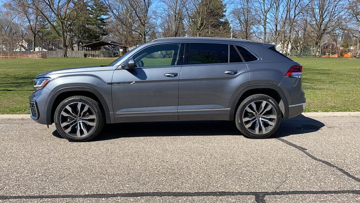 VW Atlas Cross Sport has what it takes to run with the
