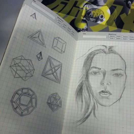 Sketching for Geometric Shapes