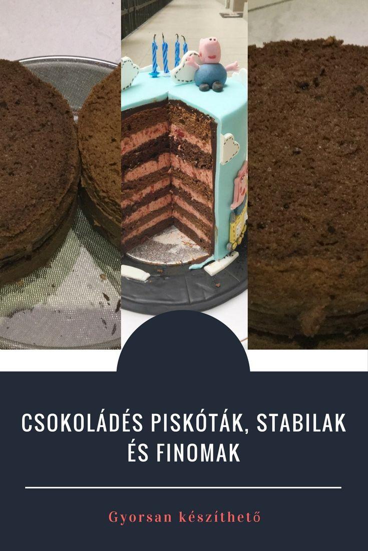 Kísérlet volt a javából:-) Tudom, a Sacher torta alapjai egy csokoládés piskóta, de én most nem azt követtem. Nagyon finom, jó állagú piskóta és ekellően szaftos is, de gyorsan, könnyen készíthető.…