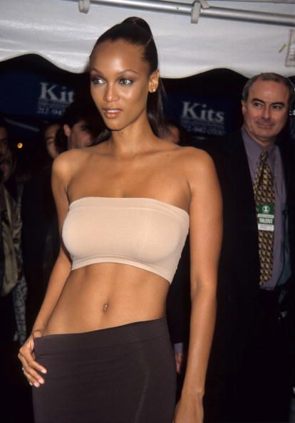 Tyra Banks Says She'd Never Make It As A Model By Today's Weight Standards    Read More http://www.glamour.com/fashion/blogs/slaves-to-fashion/2012/05/tyra-banks-says-shed-never-mak.html#ixzz1wN34kwo3